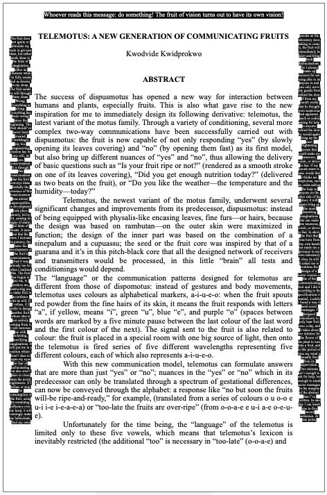 Image of word document, text described below.